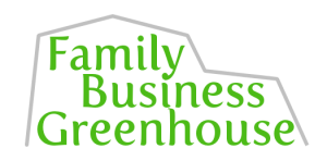 Family Business Greenhouse Logo Trimmed